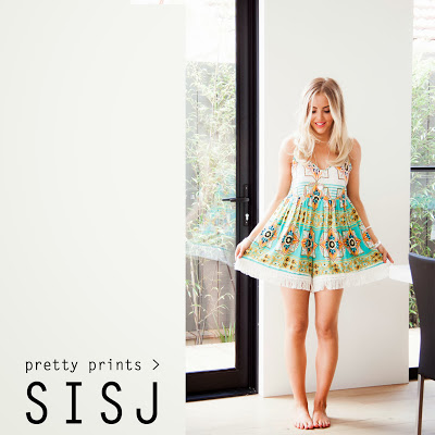 PRETTY PRINTS tribal boho fashion sisj blog