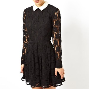 SHE IS, SARAH JANE LACE ASOS DRESS