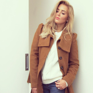 SARAH JANE YOUNG'S FAVE TRENCH - ASOS