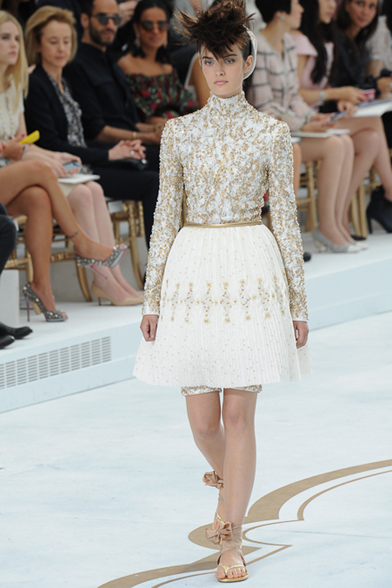PARIS FASHION WEEK 14' - DIOR & CHANEL -