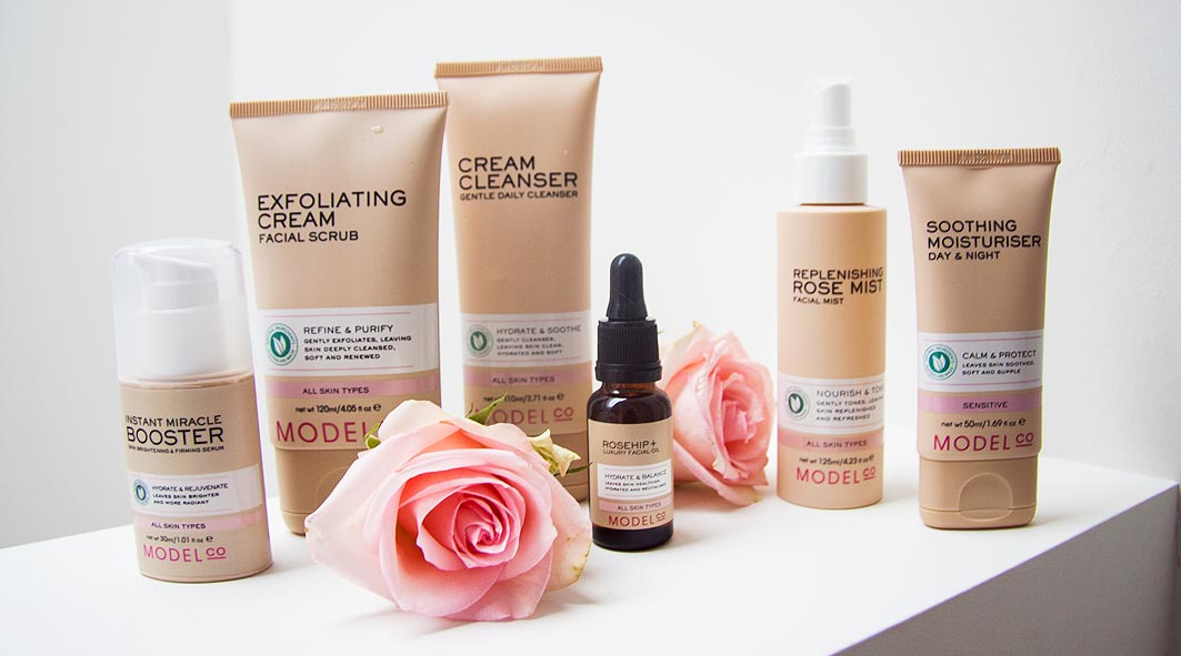 ModelCo, ModelCo Cosmetics, Sarah Jane Young, natural skincare, Shelley Barrett, Rosie Huntington-Whiteley, beauty blogger, skincare review