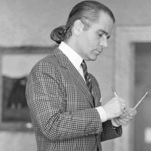karl lagerfeld biography