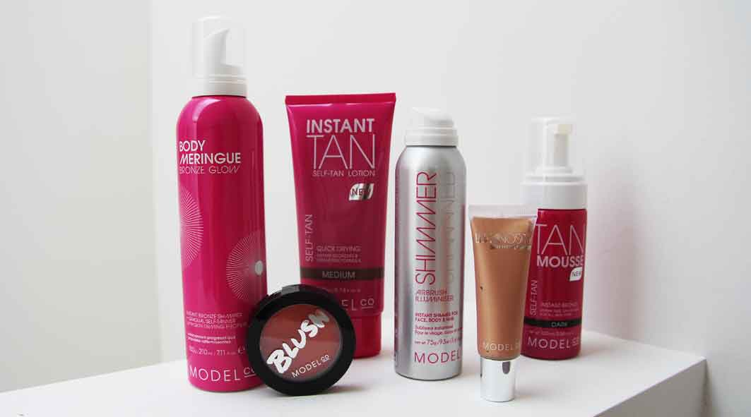 modelco, modelco cosmetics, shelley barrett, summer glow, fake tan, tan in a can, spray tan, fake tan, beauty blogger, sarah jane young, sheissarahjane, bronzer, illuminator