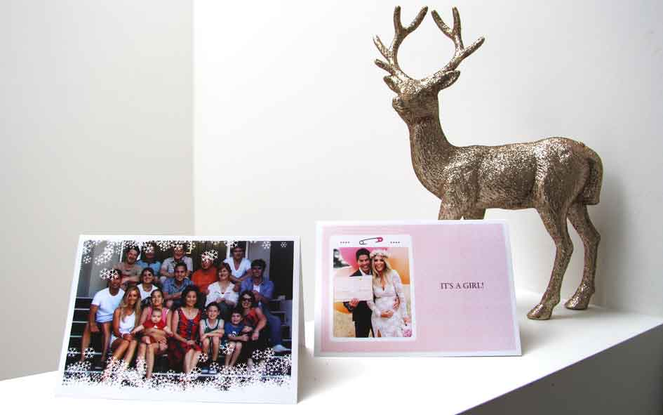 Sisj lifestyle the picture perfect gift for christmas she is my christmas baby girl greeting annoucement cards m4hsunfo