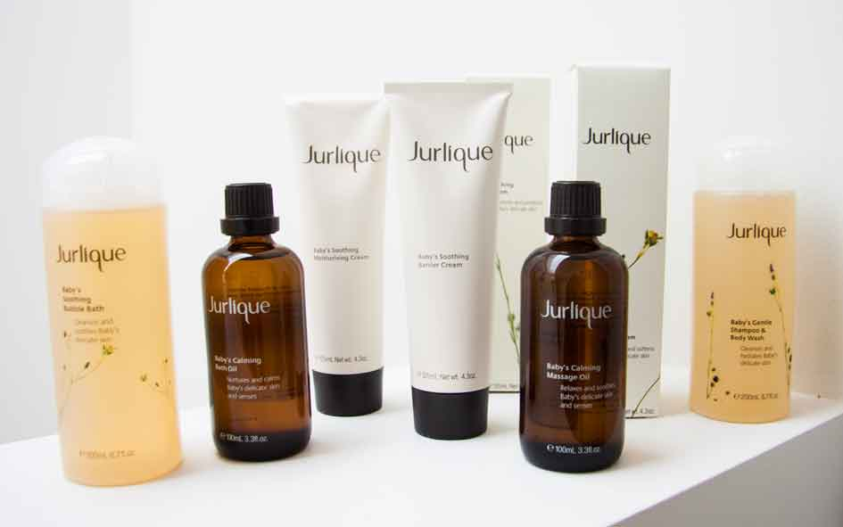 jurlique, baby skin, baby skincare, beauty blogger, beauty review, jurlique beauty review, baby skincare range, sarah jane young, sheissarahjane, pregnancy, 27 weeks,