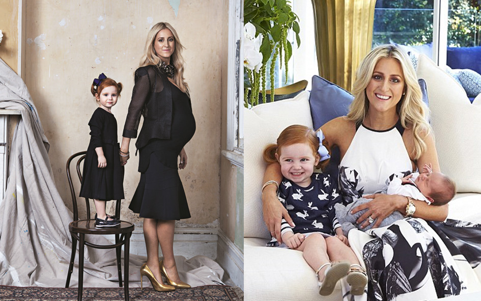 ROXY JACENKO, ROXY JACENKO CURTIS, OLIVER CUTRIS, SWEATY BETTY PR, THE MINISTRY OF TALENT, CELEBRITY APPRENTICE AUSTRALIA, PR QUEEN, SARAH JANE YOUNG, SHEISSARAHJANE, WOMEN WHO INSPIRE
