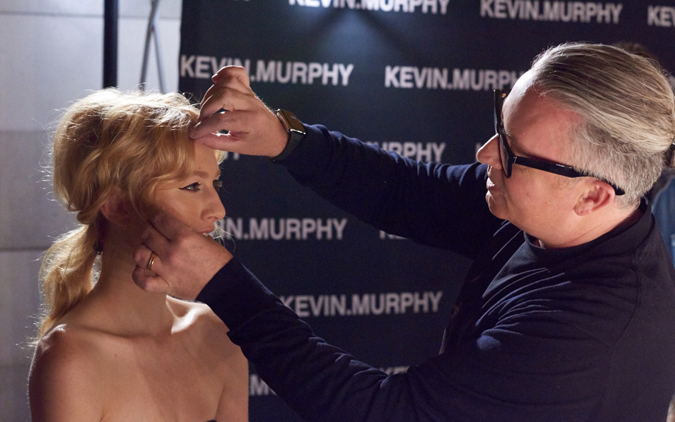 msfw, msfw 2015, hair how-to, kevin murphy, beauty blogger, sarah jane young, 70's hair