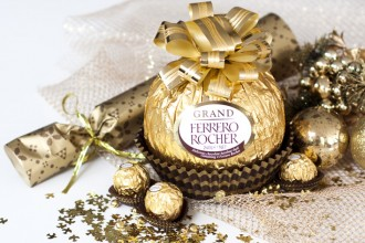 sarah jane young, Ferrero Rocher, christmas craft, chocolate christmas decorations, ACME Sydney, crafternoons,
