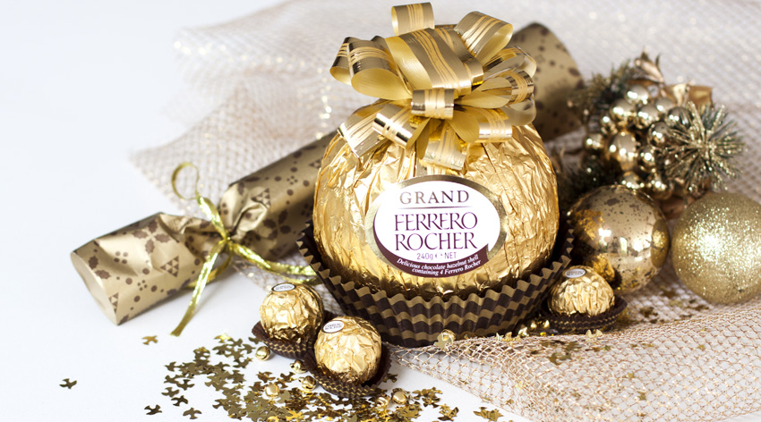 LIFESTYLE: CHRISTMAS CRAFTS WITH FERRERO ROCHER