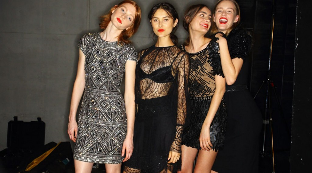 sarah jane young, sheissarahjane, collette dinnigan, MAAS, unlaced, unlaced exhibition, australian fashion designer