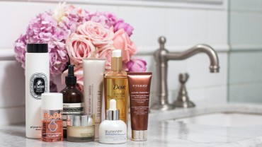 SARAH JANE YOUNG, BEAUTY BLOGGER, DIPTYQUE, BY TERRY, MECCA COSMETICA, DOVE HAIR OIL, DR LEWINNS, CLINIQUE, LAURA MERCIER, AESOP, BEAUTY, SHEISSARAHJANE