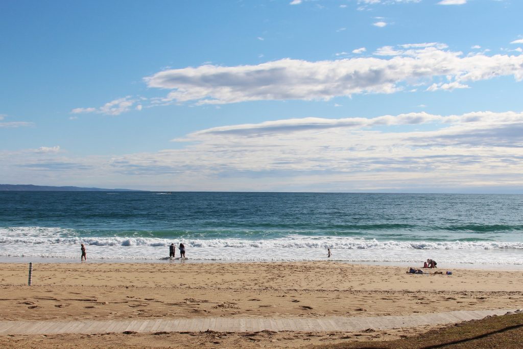 sarah jane young, Noosa, Seahaven, Locale, Bistro C, Cafe Le Monde, family travel