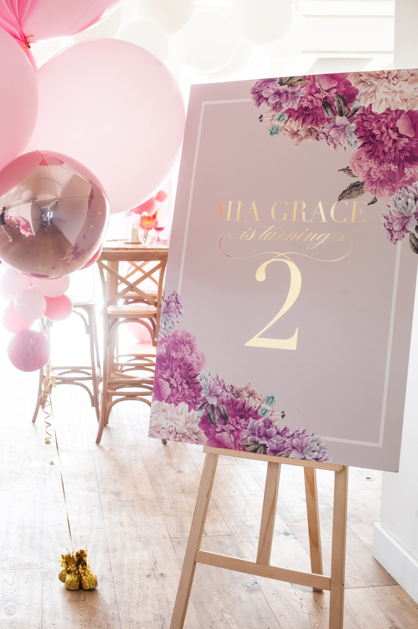 SARAH JANE YOUNG, MG TURNS TWO, BOUTIQUE BALLOONS MELBOURNE, GREENFIELDS, GREENFIELDS ALBERT PARK, ATLANTIC GROUP, MARY MARY STUDIO, LITTLE BIG LETTER CO, STYLING, PINK STYLING, SARAH JANE YOUNG, SHEISSARAHJANE, LITTLE PARTY FACES, PEPPA PIG, MINNIE MOUSE, PEPPA PIG PARTY
