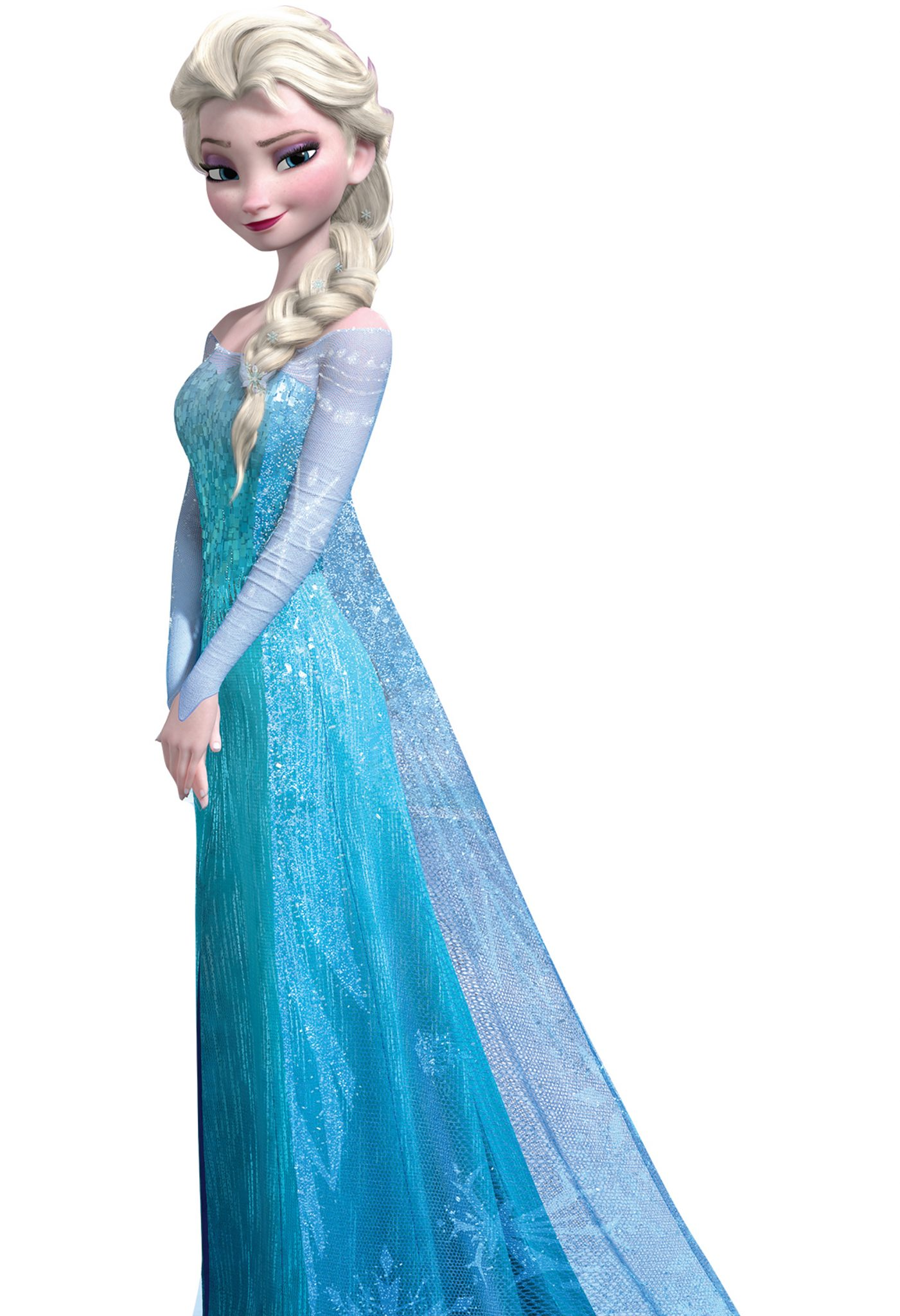 BEAUTY: ELSA HAIR HOW-TO & COSTUME