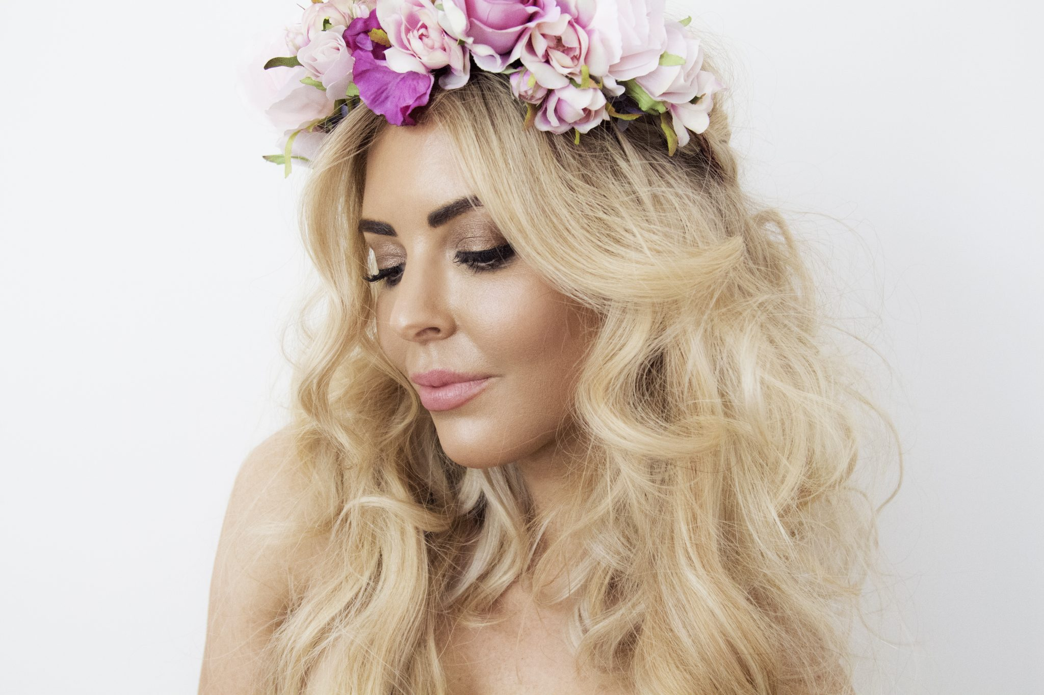 SARAH JANE YOUNG, SHEISSARAHJANE, MHAIRI MCQUEEN, KOH ELWOOD, BOHO HAIR, BLONDE HAIR, BOHO HAIR HOW-TO, FESTIVAL HAIR, BEACH WAVES, BEAUTY BLOGGER, MELBOURNE BEAUTY BLOGGER, ZOE KARLIS MAKE-UP