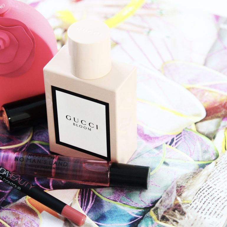 SARAH JANE YOUNG, BEAUTY BLOGGER, MELBOURNE BEAUTY BLOGGER, LANCOME, GUCCI BLOOM, VALENTINO, HUDA BEAUTY, BYREDO, MECCA, MECCA COSMETICA, BEAUTY REVIEW