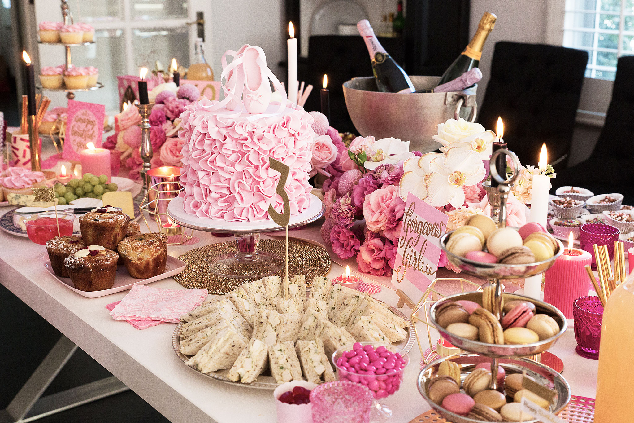 BALLET PARTY,DIY PARTY STYLING,LITTLE PARTY FACES,melbourne mum,MUMMY BLOGGER,Sarah Jane Young,sheissarahjane,THIRD BIRTHDAY